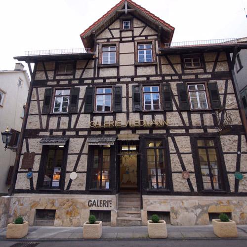 Wiedmann Galerie Façade