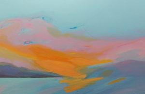 Farblandschaft-Wolkenbild Ulrich Zeh