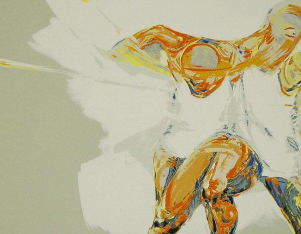 Im-Ziel-Serigrafie Ulrich Zeh