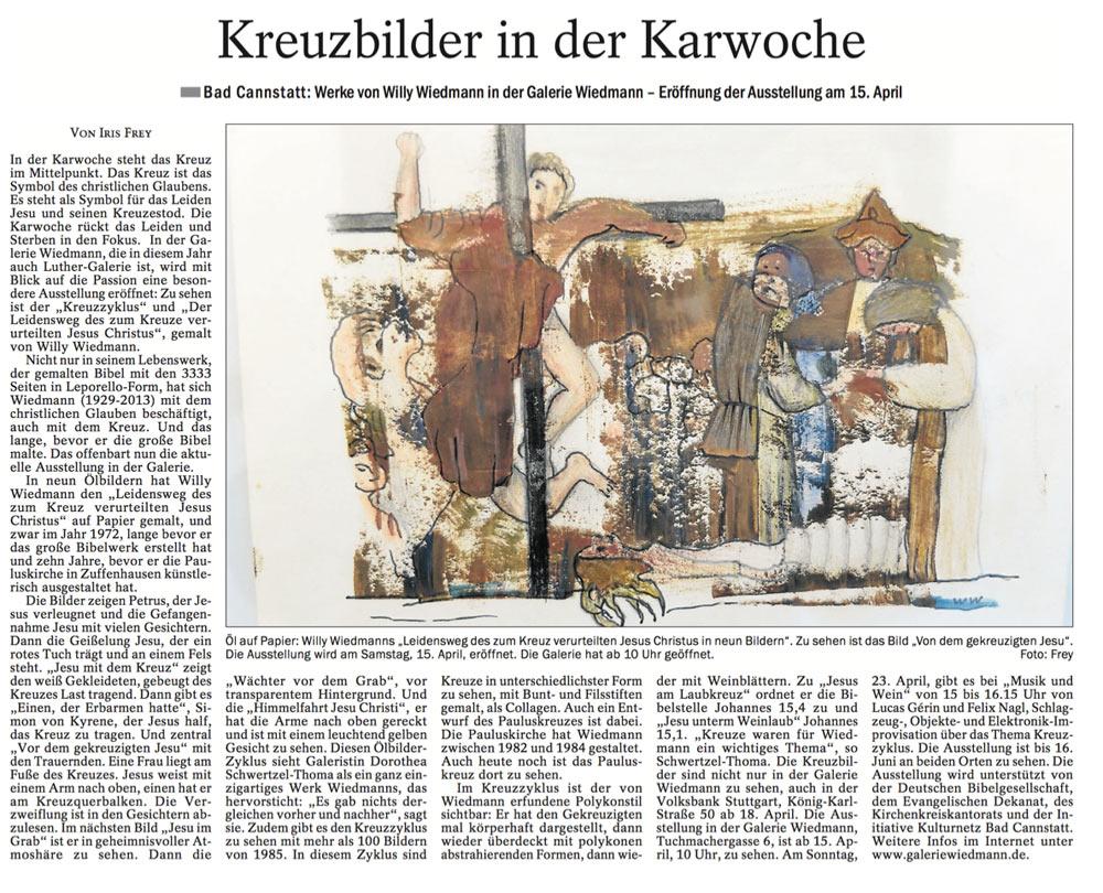Quelle: Cannstatter/Untertürkheimer Zeitung. 12.04.2017