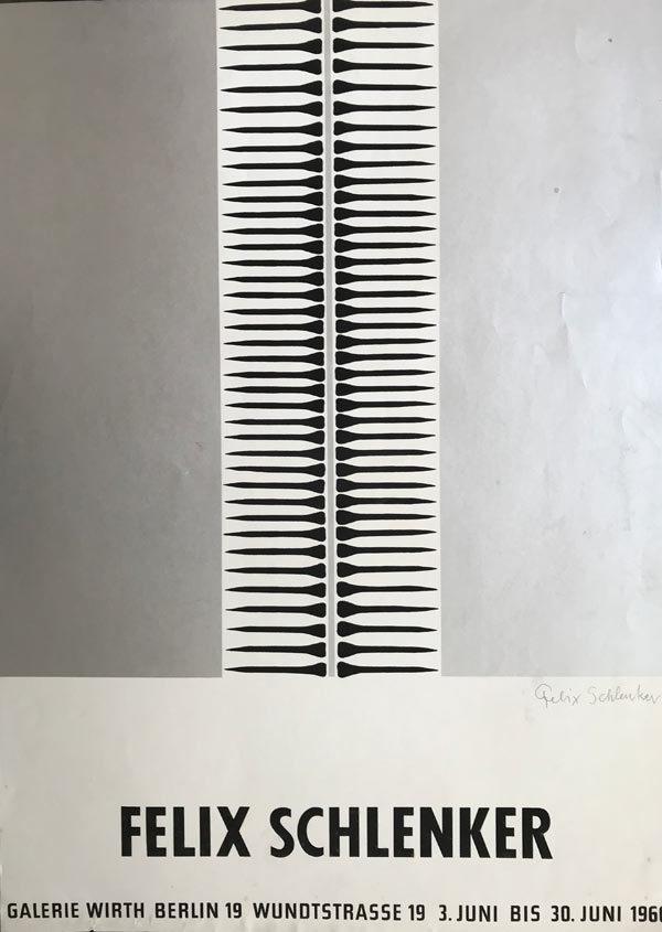 Schlenker-Plakat